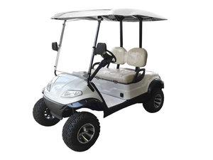 2-Series Lifted Golf Cart