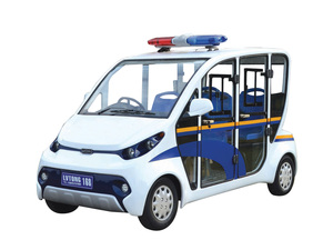 4_Seater Electric Patrol Car