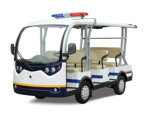 8_Seater Electric Patrol Car