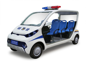 6_Seater Electric Patrol Car