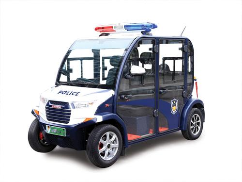 4-Seater Electric Patrol Car